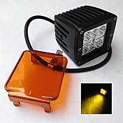 18W 12 / 24v creechip ledet arbeidet lys ledet 814 for biler eller lastebiler