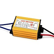 ac 100-240v til DC 2-13v (1-3) x1w ledddriver tak transformator strømforsyning