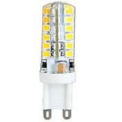 YWXLIGHT® 3W 300 lm G9 LED-kornpærer T 48 leds SMD 2835 Varm hvit AC 100-240V