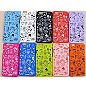Funda Para Apple iPhone 6 Flor Flor Dura ordenador personal para Apple
