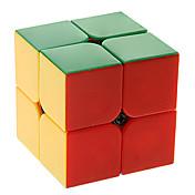 Cubo de rubik QIYI 2*2*2 Cubo velocidad suave Cubos mágicos rompecabezas del cubo Nivel profesional Velocidad Año Nuevo Día del Niño