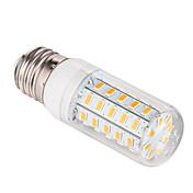 3.5W 300-350 lm E26/E27 Bombillas LED de Mazorca 48 leds SMD 5730 Blanco Cálido AC 220-240V
