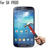 protector de pantalla transparente ultra-delgada de cristal templado para i9500 samsung galaxy s4