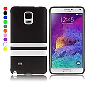 caso TPU prptective Enkay para Samsung Galaxy Note 4 n9100