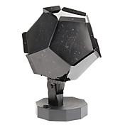 1pc Sky Projector NightLight Batteri Dekorativ