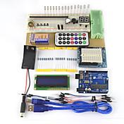 nuevo kit de placa de desarrollo r3 UNO para (para arduino)