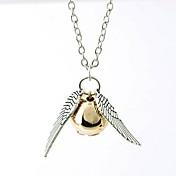 collar de oro soplón unisex (1ps)