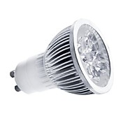 3000-3500/6000-6500 lm GU10 LED-spotpærer MR16 1 leds Høyeffekts-LED Varm hvit Kjølig hvit AC 85-265V