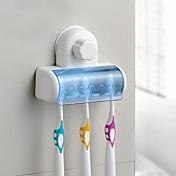 Badeværelsegadget Moderne Plast PVC 1 stk - Baderom Tannbørste og tilbehør