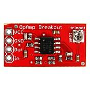아두 이노를위한 LMV358 OPAMP 연산 증폭기 브레이크 아웃 보드를 geeetech