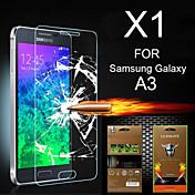 Protector de pantalla para Samsung Galaxy A3 PET Protector de Pantalla Frontal