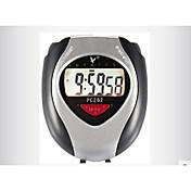 cronómetro electrónico temporizador pc262 hilera 2 cronómetro caracteres movimiento 5 dígitos pantalla cronómetro