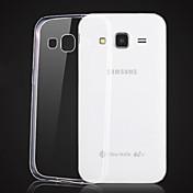 Funda Para Samsung Galaxy Funda Samsung Galaxy Transparente Funda Trasera Color sólido TPU para Core Prime