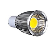 7W GU10 Focos LED MR16 COB 500-550 lm Blanco Cálido / Blanco Fresco Regulable AC 100-240 / AC 110-130 V 1 pieza