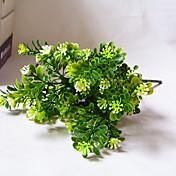 Flores Artificiales 1 Rama Estilo Simple Plantas Flor de Mesa