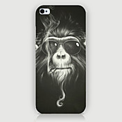 el teléfono patrón gorila espalda cubierta de la caja para iphone5c
