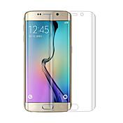 Skjermbeskytter Samsung Galaxy til S6 edge Herdet Glass Skjermbeskyttelse Anti-fingeravtrykk