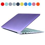 """MacBook Etui til Helfarge Gjennomsiktig Plast MacBook Air 11 """""""