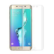 Protector de pantalla Samsung Galaxy para S6 edge Vidrio Templado Protector de Pantalla Frontal Anti-Huellas
