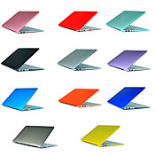 MacBook Funda para Color sólido Transparente El plastico MacBook Air 13 Pulgadas