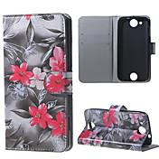 Til Etui Acer Etuier Covere Lommebok Kortholder med stativ Flipp Mønster Etui Blomsternål i krystall Hard til Acer