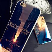 Funda Para iPhone 6s Plus iPhone 6 Plus iPhone 6 Plus Funda Trasera Suave Silicona para iPhone 6s Plus iPhone 6 Plus