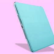 Etui Til iPad Mini 3/2/1 med stativ Origami Heldekkende etui Ensfarget PU Leather til iPad Mini 3/2/1