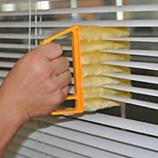 Gadget para Baño Ecológica Creativo Ordinario Textil El plastico 1 pieza - Espejo Esponjas y depuradores