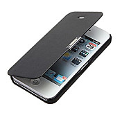 Etui Til iPhone 4/4S Apple Heldekkende etui Hard PU Leather til iPhone 4s/4