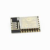 serie wi-fi módulo transceptor esp-12e esp8266 inalámbrico para arduino / RPI antena integrada