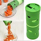 Acero inoxidable Cocina creativa Gadget para vegetal Pelador y del rallador