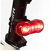Baklys til sykkel LED - Sykling Oppladbar Enkel å bære LED Lys Annen Lumens Usb Sykling