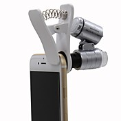 Monocular Microscopio Lupas Genérico 60x El plastico