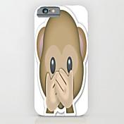Etui Til Apple iPhone 6 iPhone 6 Plus Mønster Bakdeksel Tegneserie Hard PC til iPhone 6s Plus iPhone 6s iPhone 6 Plus iPhone 6