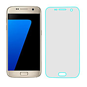 Protector de pantalla Samsung Galaxy para S7 Vidrio Templado Protector de Pantalla Frontal Anti-Huellas