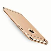 제품 iPhone X iPhone 8 iPhone 8 Plus iPhone 7 iPhone 7 Plus iPhone 6 iPhone 6 Plus 아이폰5케이스 케이스 커버 도금 뒷면 커버 케이스 한 색상 하드 PC 용 Apple iPhone X