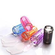 1 pcs Placa de estampado / Joyería de uñas Nail Art Design Abstracto / Moda Diario / El plastico