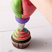 Herramientas para hornear Acero inoxidable Pastel / Galleta / Tarta Herramienta de decoración 1pc