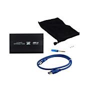 usb disco duro recinto externo caja caso hdd sata 3.0 HDD de 2,5 pulgadas
