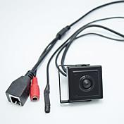 hd 1.0mp onvif h.264 p2p teléfono móvil vigilancia cctv mini cámara ip 2.8mm lente estenopeica ocultar cámara