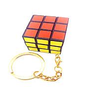 Rubiks kube 3*3*3 Glatt Hastighetskube Magiske kuber Kubisk Puslespill profesjonelt nivå Hastighet Nytt År Barnas Dag Gave Klassisk &