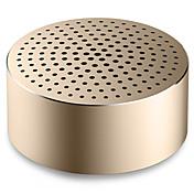 샤오 미 테크 스피커는 4.0 무선 미니 휴대용 스피커 (금색 / 은색 / 회색) 블루투스