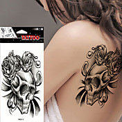 Tatuajes Adhesivos Otros Non Toxic Waterproof Mujer Hombre Adulto Juventud flash de tatuaje Los tatuajes temporales