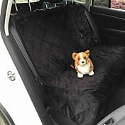 강아지 카 시트 커버 애완동물 매트&패드 솔리드 방수 폴더 블랙 브라운 애완 동물