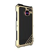 para el caso s7 s7 borde Samsung Galaxy 3 en 1 lente de cáscara de la cubierta a prueba de golpes de Samsung s7
