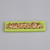 Bakeware verktøy silica Gel / Silikon Økovennlig / Non-Stick / Håndtak Kake / Til Småkake / For Småkake Pastry Tool 1pc