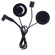 accesorios de la motocicleta del intercomunicador micrófono del auricular del auricular suave para tcom sc-colo moto casco auricular BT