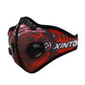 XINTOWN® Bicicleta/Ciclismo Máscara de protección contra la poluciónImpermeable / Transpirable / Resistente al Viento / Antiestático /