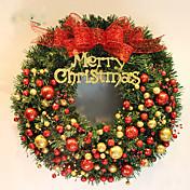 Decoraciones de vacaciones Festividades y Saludos Guirnaldas Fiesta / Navidad 1 / 2 1pc