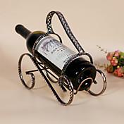 와인 선반 주철,23.5*11*20CM 포도주 부속품